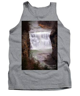 The Middle Falls Tank Top