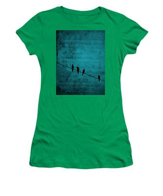 Music Soothes The Soul Women's T-Shirt