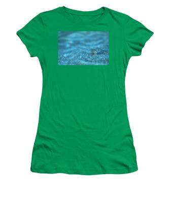 Underwater Seashell - Jersey Shore Women's T-Shirt