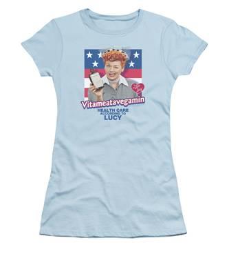 Lucille Ball Women's T-Shirts