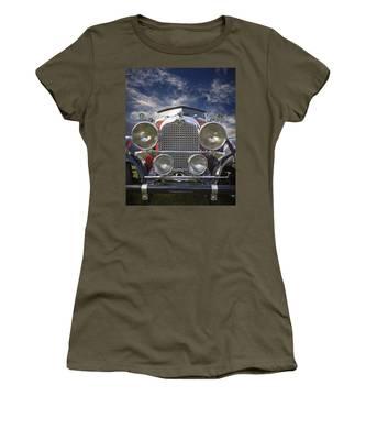 1928 Auburn Model 8-88 Speedster Women's T-Shirt