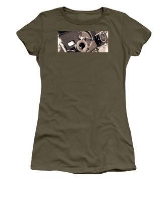 2001 Camera Women's T-Shirt