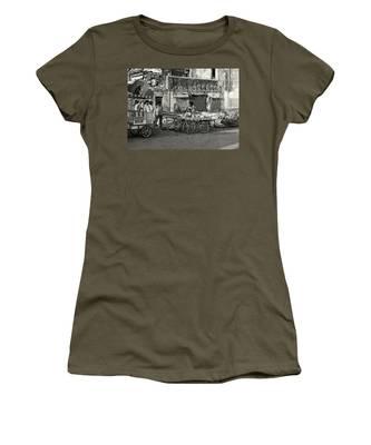 A Chat Among Friends Women's T-Shirt