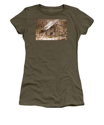 A Winter Shed Women's T-Shirt