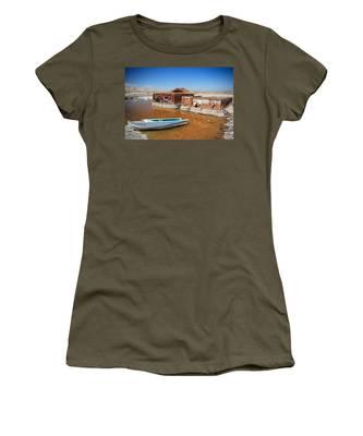 All Aboard Women's T-Shirt