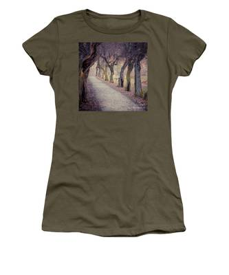 Alley - Square Women's T-Shirt