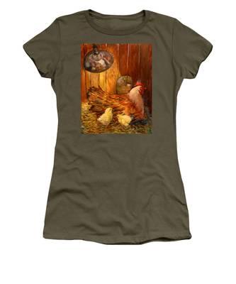 An025 Women's T-Shirt