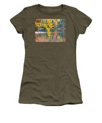 Autumn Reflection Women's T-Shirt