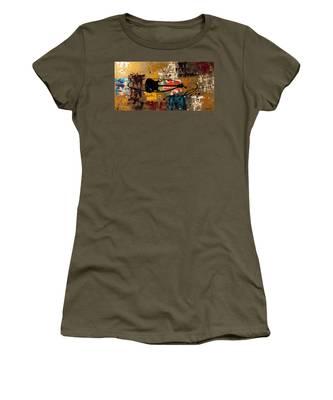 Be A Rock Star Women's T-Shirt