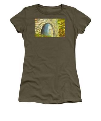 Blue Ridge Tunnel Women's T-Shirt