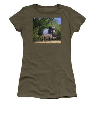 Brahma Cow Women's T-Shirt