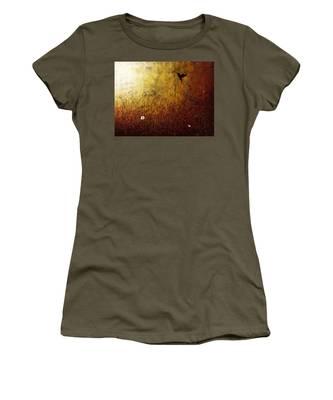 Chasing The Light Women's T-Shirt