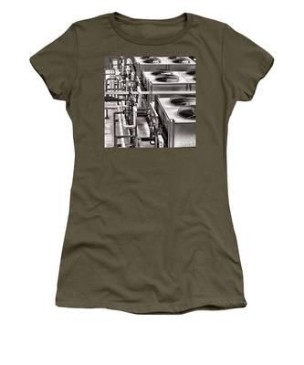 Cooling Force Women's T-Shirt