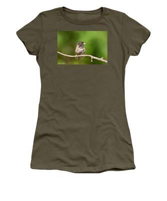 Dark Eyed Junco Women's T-Shirt