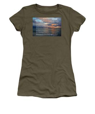 Desiderata Women's T-Shirt