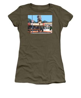 Doggie Diner 1986 Women's T-Shirt