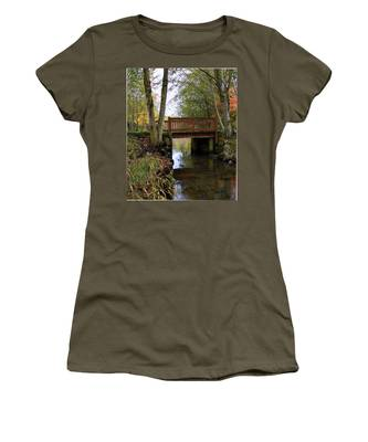 Foot Bridge Women's T-Shirt