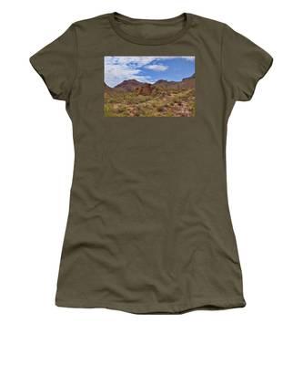 Gates Pass Scenic View Women's T-Shirt