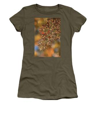 Golden Cluster Women's T-Shirt