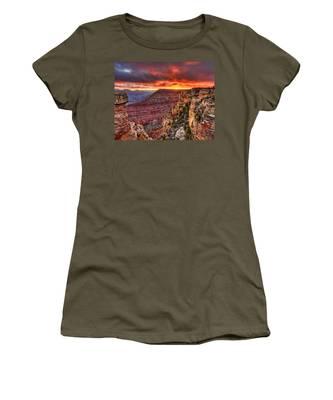 Grand Sunrise Women's T-Shirt