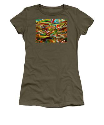 Green Scene Women's T-Shirt