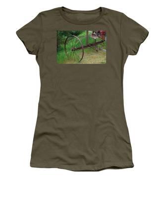Hay Rake Women's T-Shirt