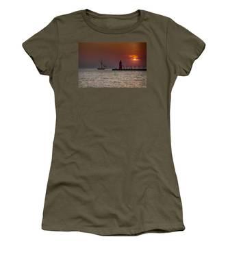 Home Bound Women's T-Shirt