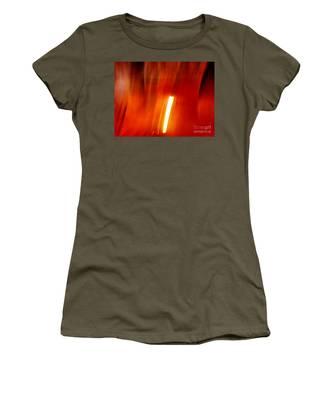Light Intrusion Women's T-Shirt