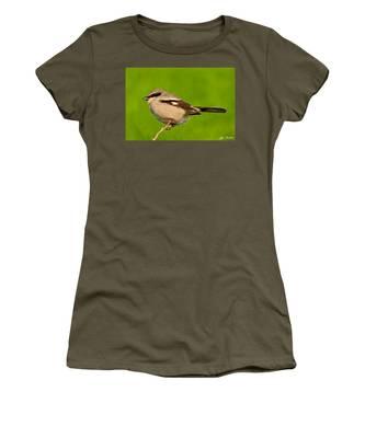 Loggerhead Shrike Women's T-Shirt