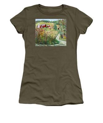 Meadow Farm Women's T-Shirt