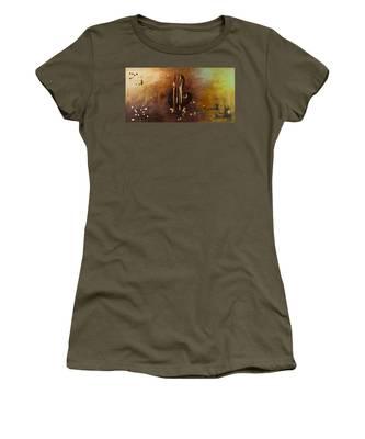 Music All Around Us Women's T-Shirt