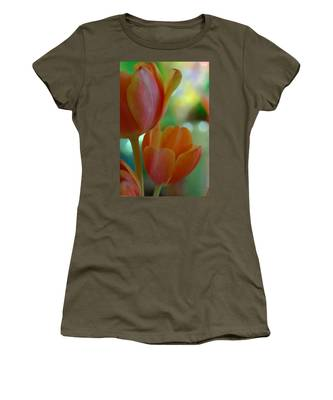 Nothing As Sweet As Your Tulips Women's T-Shirt