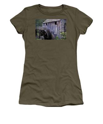 Old Cades Cove Mill Women's T-Shirt