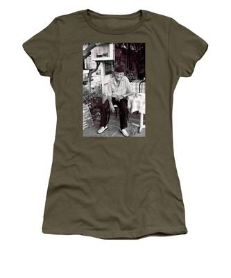 Old Man Of Old Town Women's T-Shirt