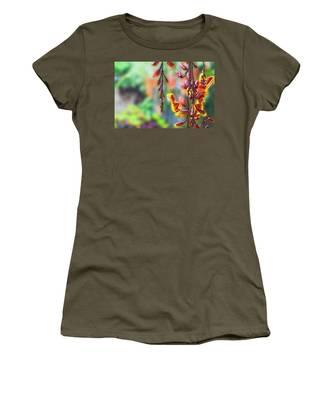 Pending Flowers Women's T-Shirt