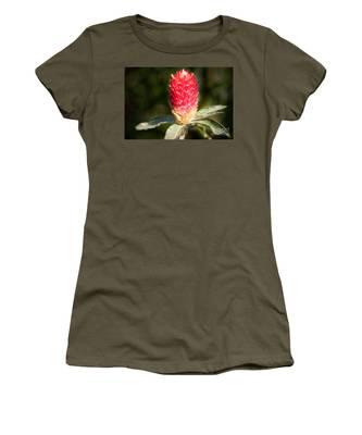 Red Flower Women's T-Shirt
