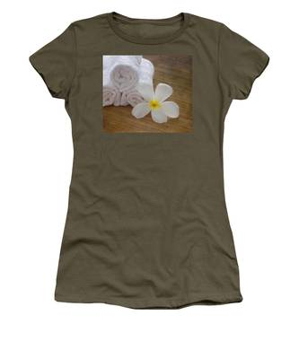 Relax At The Spa Women's T-Shirt