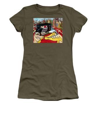 St001 Women's T-Shirt