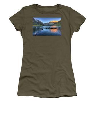 Sunrise At Convict Lake Women's T-Shirt