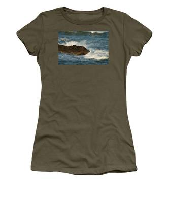 Surf And Rocks Women's T-Shirt