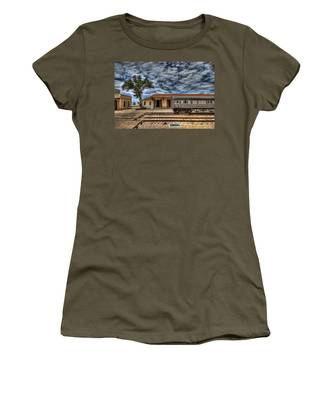 Tel Aviv Old Railway Station Women's T-Shirt