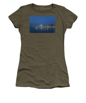 Tel Aviv The Blue Hour Women's T-Shirt