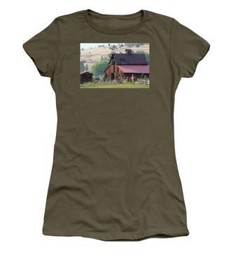 The Barn Women's T-Shirt