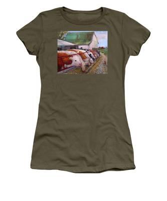 The Trought Women's T-Shirt
