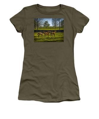 Three Amigos Women's T-Shirt