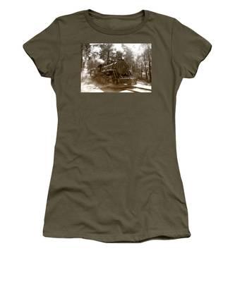Time Traveler Women's T-Shirt