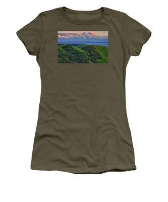 View Of Morro Bay Women's T-Shirt