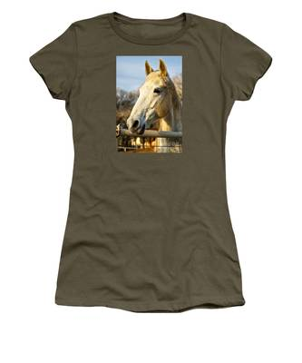Watchin The Sun Set Women's T-Shirt