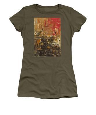 Wonders Of The World 2 Women's T-Shirt