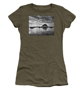 Morro Bay On Fire Women's T-Shirt